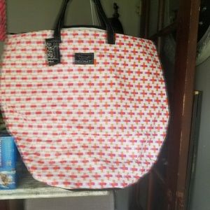 Scout huge tall deep tote.  30 inches tall.